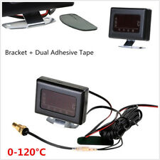 12V 24V LED Digital Thermostat Water Temperature Controller Temp Sensor Control