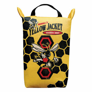 Morrell Yellow Jacket Final Shot Hunting Crossbow Discharge Archery Bag Target