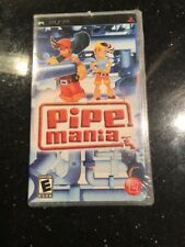 Pipe Mania (Sony PSP, 2008) Brand new Factory sealed