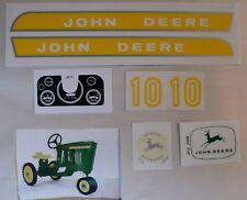 DECAL SET 10 Series John Deere Toy Pedal Tractor 3010-4010 Type Free Ship   JP10