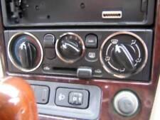 D Mazda MX5 MX 5 NB Chrom Ringe für Gebläseschalter - Edelstahl poliert  3 Ringe