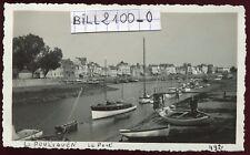 Le Pouliguen  . le Port  . Photo ancienne . 1936