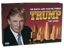 Trump The Game, I'm Back And You're Fired! Unopened. Sealed original