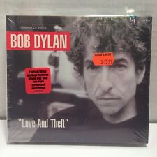 Bob Dylan - Love and Theft CD - SEALED NEW - 2001 Original Columbia Release