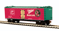 MTH HO scale Rolling Stock MILLER Woodside Refer 81-94003 New in box
