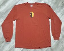 Vintage Pearl Jam 2000 Binaural Tour Long Sleeve T-Shirt size XL