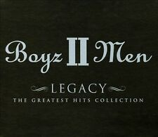 """Boyz II Men ~ Legacy: The Greatest Hits Collection """"BRAND NEW FACTORY SEALED"""""""