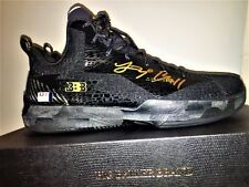 LONZO BALL THE AUTOGRAPH * BIG BALLER BRAND + LED LIGHT UP CASE * Shoe Size 13.5