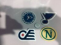 vintage hockey  patch St. Louis