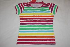 * NEU * Topolino T-Shirt Gr.110 bunt gestreift Regenbogen