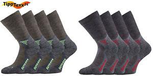 2-10 Paar Wandersocken Trekkingsocken Outdoor-Socken 16% Wolle (vom Merinoschaf)
