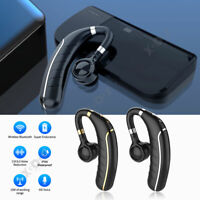 Wireless Bluetooth 5.0 Headset Stereo Headphone Sports Ear Hook Earbud Handfree