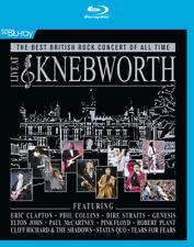 Live at Knebworth Blu-Ray (2016) Eric Clapton cert E ***NEW*** Amazing Value