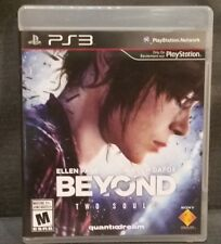 Beyond: Two Souls (Sony PlayStation 3, 2013) Video Game PS3