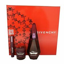 ANGE OU DEMON LE SECRET ELIXIR BY GIVENCHY 3PC GIFT SET W/EDP ROLL-ON 7.5ML NIB