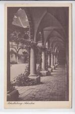 AK Schollach, Schallaburg, Innenhof-Arkaden, 1926