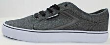 """AIRWALK """"RIEDER PRO-II"""" Men's Low Top Sneakers Shoes, Dark Grey, Size 9 1/2, NEW"""