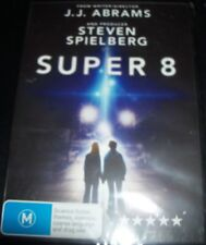 Super 8 (JJ Abrams Steven Spielberg) (Australia Region 4) DVD – New