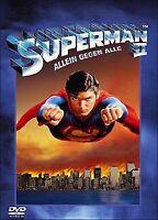Superman II - Allein gegen alle von Richard Lester | DVD | Zustand gut