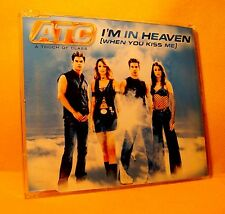MAXI Single CD ATC I'm In Heaven (When You Kiss Me) 7TR 2001 Trance