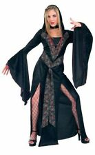 NEW Gothic Princess of Webs TEEN GIRL Costume Vampire Halloween Sexy Fancy Dress