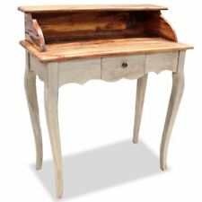 """Writing Desk Solid Reclaimed Wood 31.5""""x15.7""""x36. 2"""""""