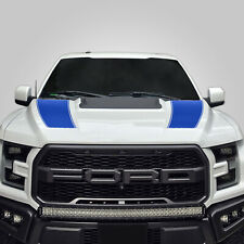 Hood Stripe kit for 2017 2018 2019 Ford Raptor F-150 Graphics Decals BLUE