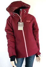 Bench Damen Skijacke existent Blkf0132 L Zinfandel (rot)