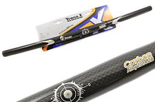 TRANZ X CARBON ALLOY 2014 MTB HANDLEBARS DOUBLE BUTTED 580mm VERY LOW PRICE