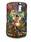 BLACKBERRY CURVE 8300/8320 CAMOUFLAGE WITH DEER HEAD PROTECTIVE COVER NEW