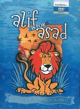 Arabic Educational dvd alif for asad TO LEARN THE ARABIC ALPHABET proper arabic