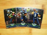 2013 Topps Chrome Seattle Seahawks TEAM SET - Russell Wilson