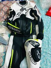 motorbike leather gear biker suits bike gear leather suit jacket pants