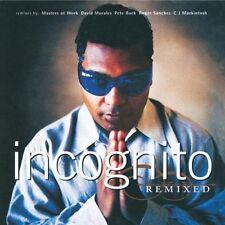 Incognito Remixed (1996) [CD]