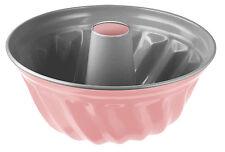 Backform Gugelhupfform 23 cm Rosa Tortenring Kuchenbackform Kuchenform Pink
