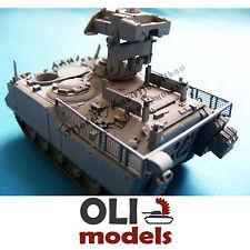 1/72 Dutch YPR-765 PRAT Tank Destroyer APC RESIN Kit  - Modell Trans 72134