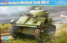 HOBBYBOSS 83880 VICKERS MEDIUM TANK MK II 1:35 - NEU
