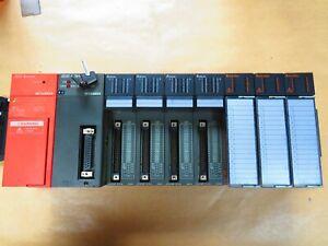 Mitsubishi Melsec PLC A1S61PN, A2SHCPU, A1SX41 x4, A1SY10EU x 3