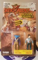 DINO RIDERS SIX GILL ORION ACTION FIGURE 1987 TYCO NEW SEALED