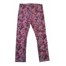 17/18 paglie chica Leggings, Rosa Flores pa-mg1-w17-425 gr gr.86-98