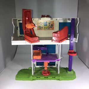 Fisher Price Teen Titans Go Tower Playset Imaginext Club House