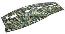NEW Mossy Oak Treestand Camo Camouflage Dash Mat Cover / FOR 2003-05 DODGE RAM