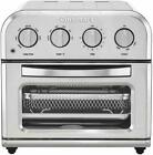 Cuisinart TOA-28 Compact Stainless Steel Air Fryer Toaster Oven photo