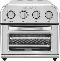 Cuisinart TOA-28 Compact Stainless Steel Air Fryer Toaster Oven