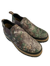 Chinook Workhorse Romeo Shoes Men's Size 12 Realtree Camo NEW