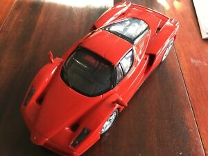Silverlit Radio Control 1:16 Scale Red Enzo Ferrari with Joystick Control 2009