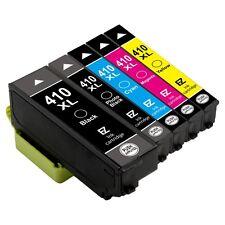 5PKs Remanufactured 410XL 410 XL Ink Cartridge for Epson XP-530 XP-630 XP-635