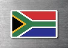 South African  flag sticker quality 7 year water & fade proof vinyl ipad car