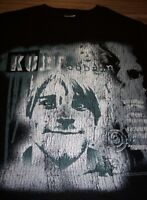 KURT COBAIN  NIRVANA T-Shirt 2006 XL NEW