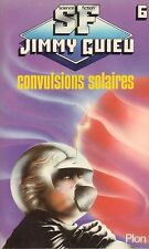 Convulsions solaires.Jimmy GUIEU n°6.Science Fiction  SF30B